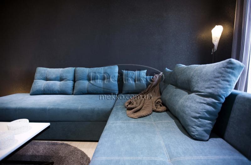 Кутовий диван з поворотним механізмом (Mercury) Меркурій ф-ка Мекко (Ортопедичний) - 3000*2150мм  Гірське-5