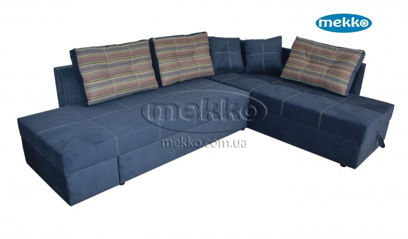Кутовий диван з поворотним механізмом (Mercury) Меркурій ф-ка Мекко (Ортопедичний) - 3000*2150мм  Гірське-13
