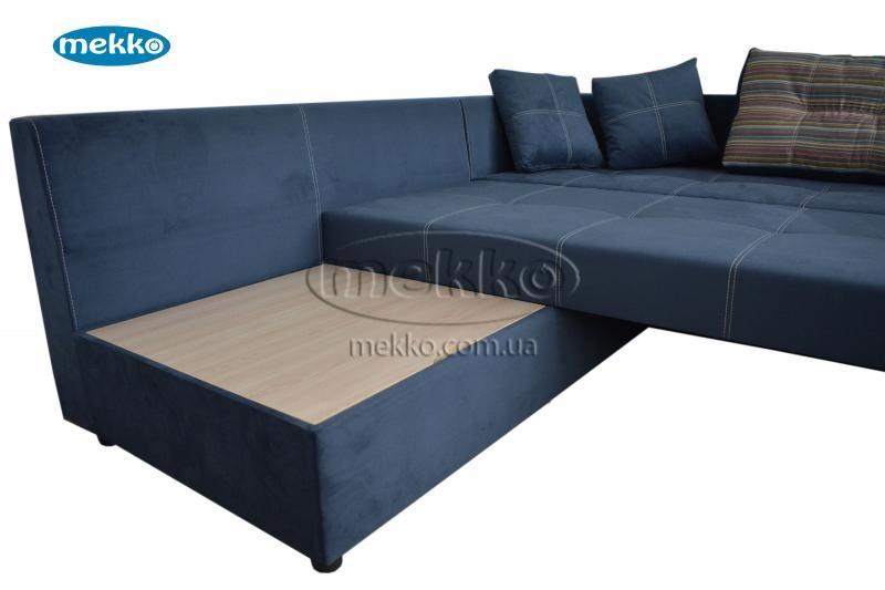 Кутовий диван з поворотним механізмом (Mercury) Меркурій ф-ка Мекко (Ортопедичний) - 3000*2150мм  Гірське-17