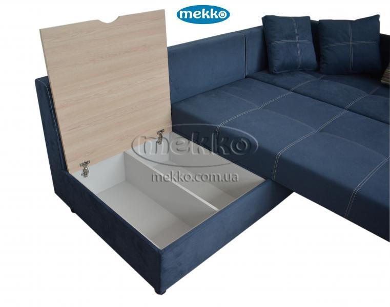 Кутовий диван з поворотним механізмом (Mercury) Меркурій ф-ка Мекко (Ортопедичний) - 3000*2150мм  Гірське-18