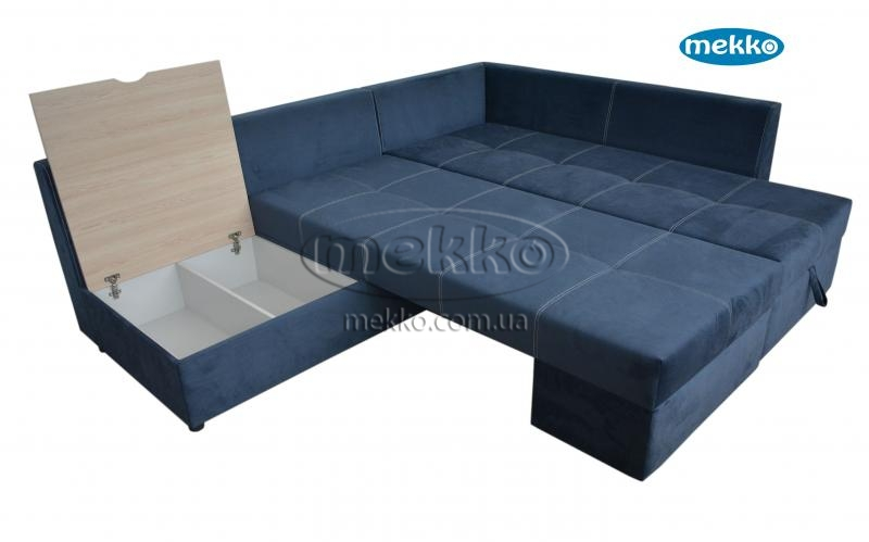 Кутовий диван з поворотним механізмом (Mercury) Меркурій ф-ка Мекко (Ортопедичний) - 3000*2150мм  Гірське-19
