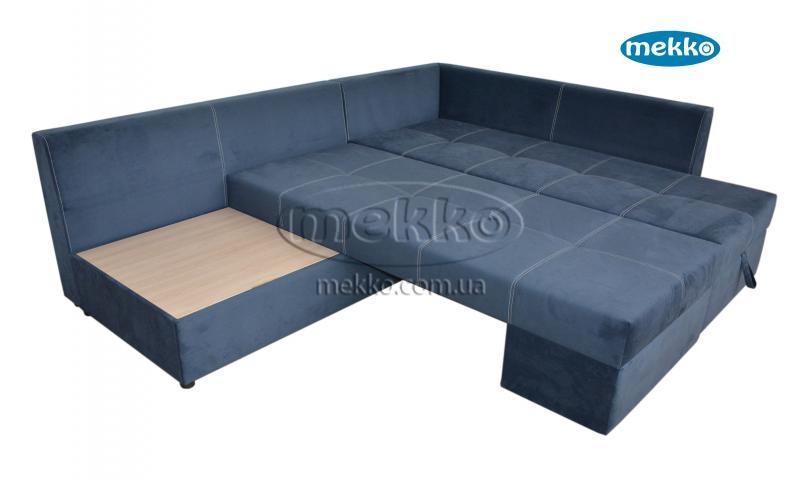 Кутовий диван з поворотним механізмом (Mercury) Меркурій ф-ка Мекко (Ортопедичний) - 3000*2150мм  Гірське-16
