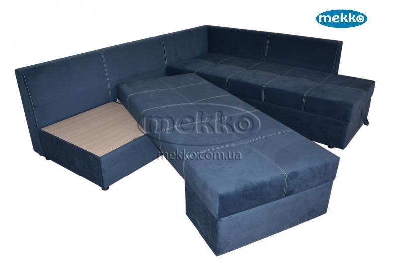 Кутовий диван з поворотним механізмом (Mercury) Меркурій ф-ка Мекко (Ортопедичний) - 3000*2150мм  Гірське-15