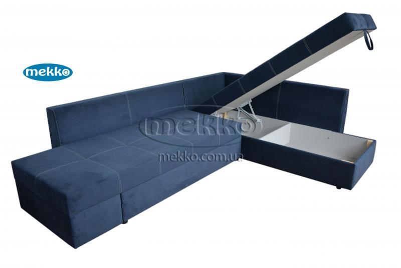 Кутовий диван з поворотним механізмом (Mercury) Меркурій ф-ка Мекко (Ортопедичний) - 3000*2150мм  Гірське-14
