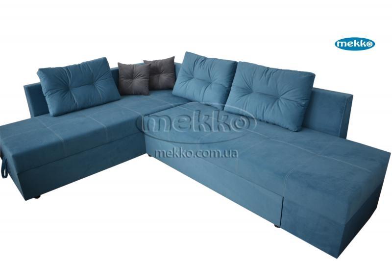 Кутовий диван з поворотним механізмом (Mercury) Меркурій ф-ка Мекко (Ортопедичний) - 3000*2150мм  Гірське-10