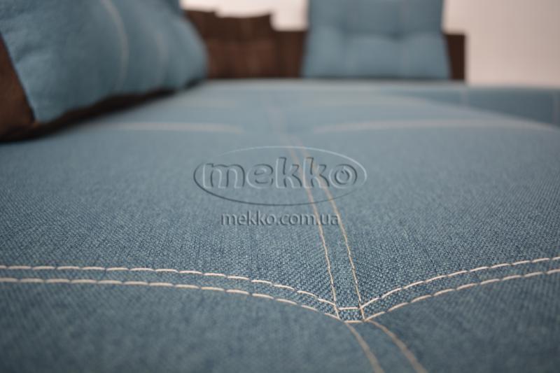 Кутовий диван з поворотним механізмом (Mercury) Меркурій ф-ка Мекко (Ортопедичний) - 3000*2150мм  Гірське-9