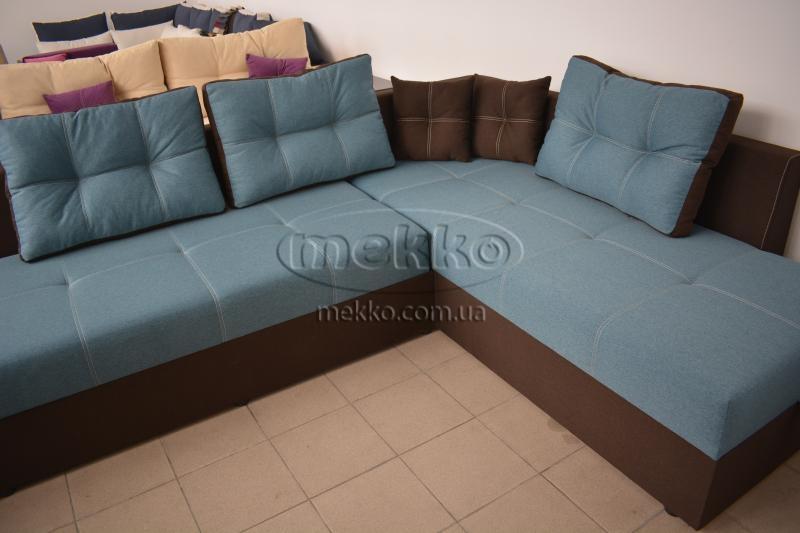Кутовий диван з поворотним механізмом (Mercury) Меркурій ф-ка Мекко (Ортопедичний) - 3000*2150мм  Гірське-8