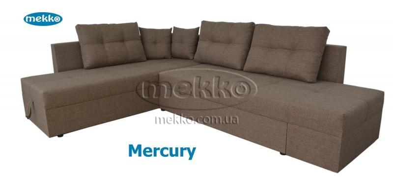 Кутовий диван з поворотним механізмом (Mercury) Меркурій ф-ка Мекко (Ортопедичний) - 3000*2150мм  Гірське-12